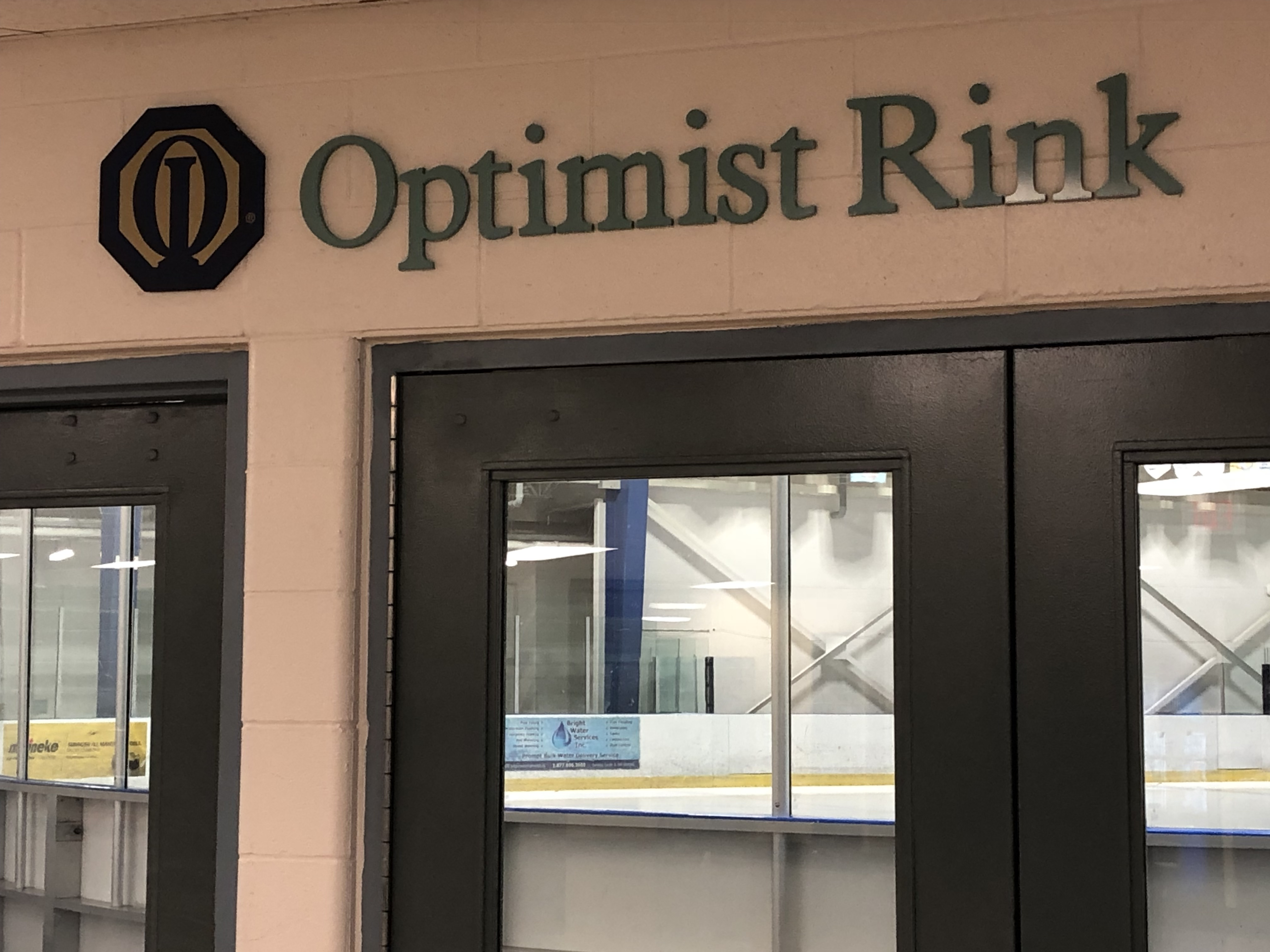 Optimist Rink at RIM Park in Waterloo